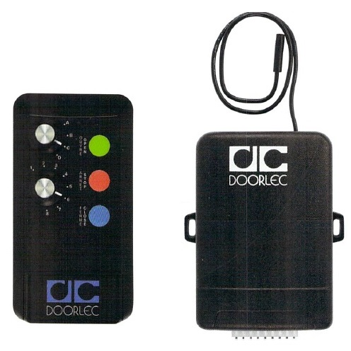 MULTI-CHANNEL REMOTE ACCES CONTROL SYSTEM DC3200